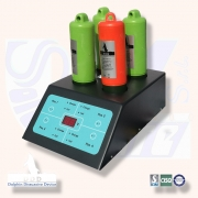 Caricabatterie con volt tester MB4